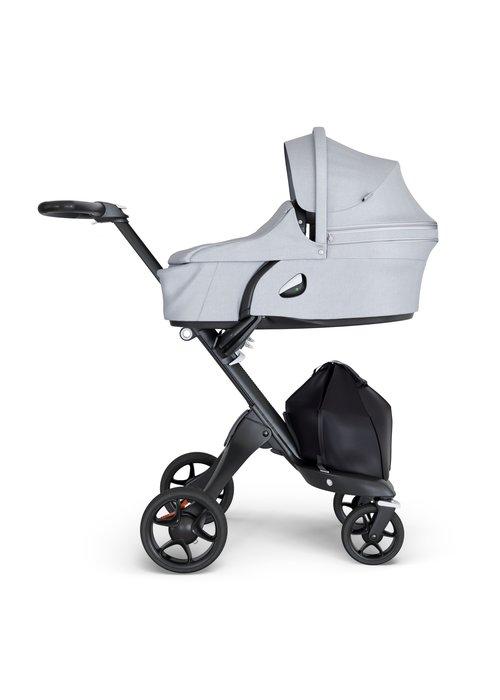 Stokke Stokke Xplory Carrycot Grey Melange (Stroller Frame Not Included)