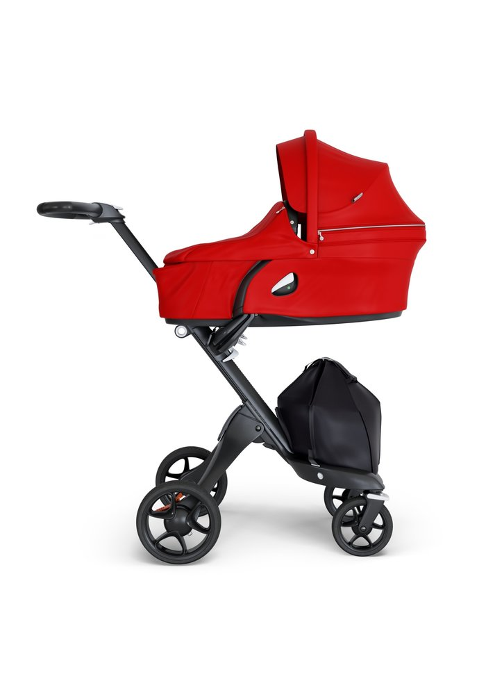Stokke Xplory Carry cot Red (Stroller Frame Not Included)