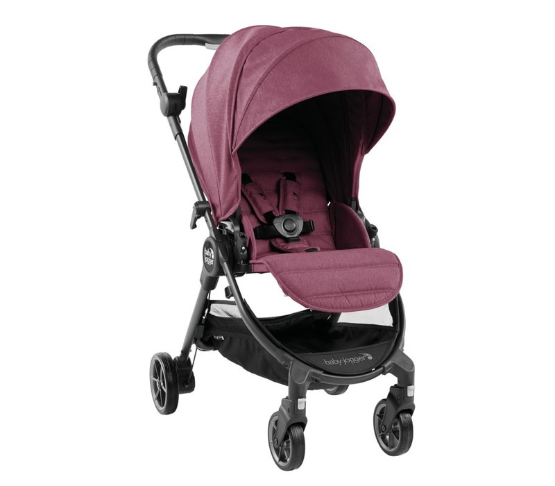 Baby Jogger City Tour Lux In Rosewood