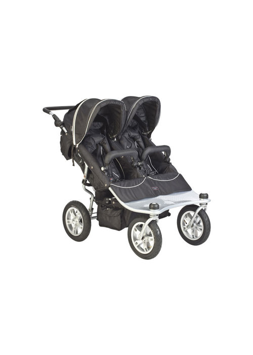 Valco Baby CLOSEOUT!! Valco Baby Twin Tri-Mode EX In Raven (NO WHEELS)