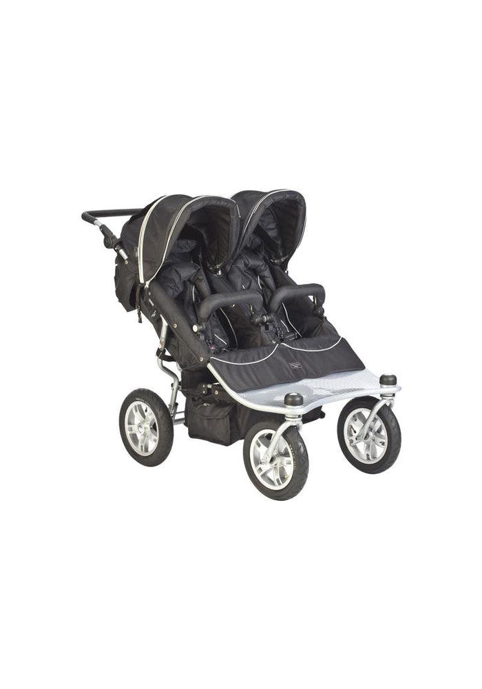 CLOSEOUT!! Valco Baby Twin Tri-Mode EX In Raven (NO WHEELS)