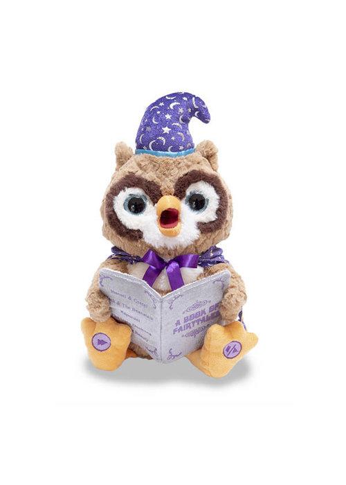 Cuddle Barn Cuddle Barn Octavius the Storytelling Owl