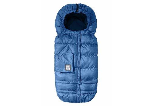 7 AM 7 A.M. Enfant Evolution 212 Blanket In Metallic Yale Blue- 6 Months -4 Toddler