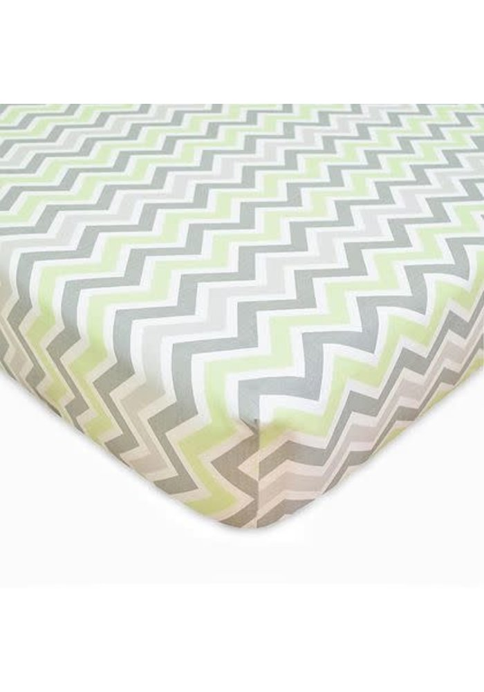 American Baby Percale Crib Sheet CE-ZZ
