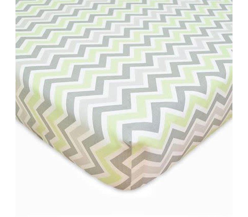 American Baby Percale Crib Sheet CE-ZZ