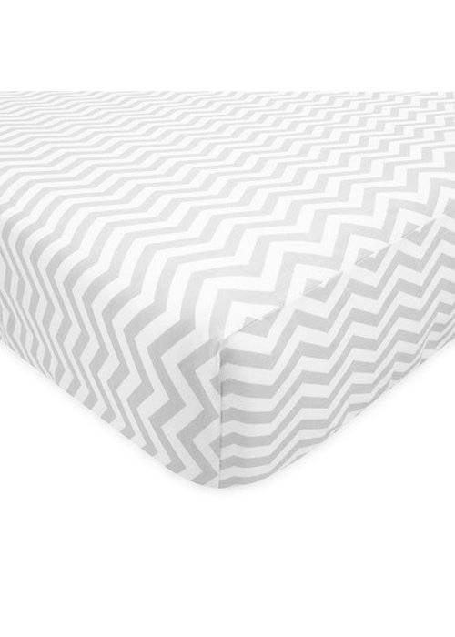 American Baby American Baby Percale Crib Sheet PK-ZZ