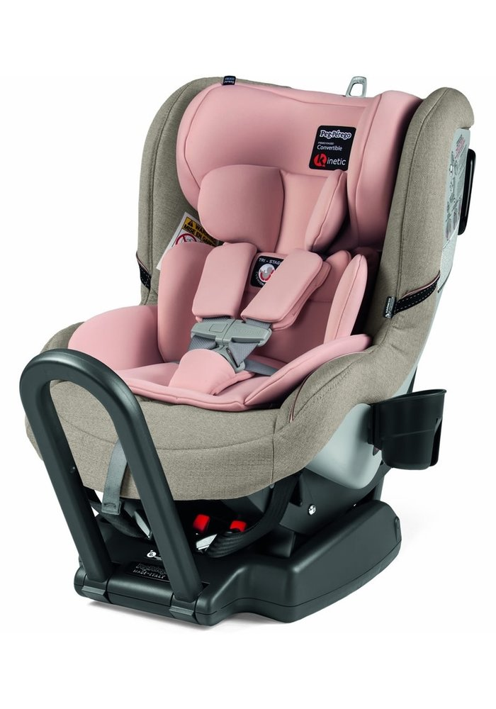 Peg Perego Primo Convertible Kinetic Carseat In Mon Amour (Special Edition)