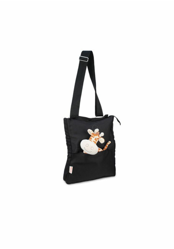 CLOSEOUT!! Beco Baby Soleil Carry All In Metro Black