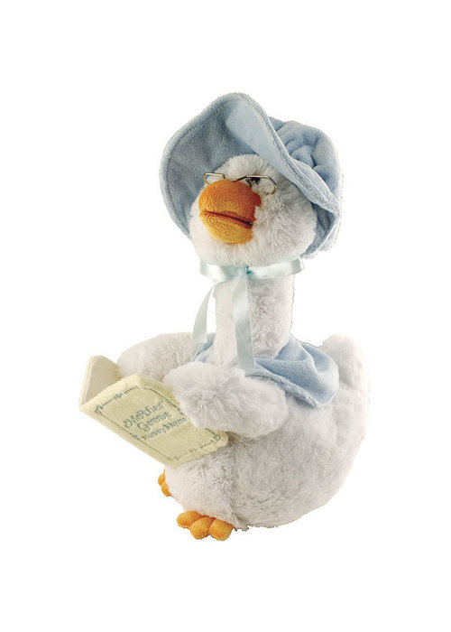 Cuddle Barn Cuddle Barn Animated Mother Goose In Blue