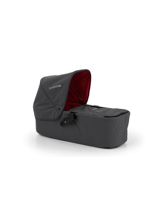 Bumbleride CLOSEOUT!! Bumbleride Indie (TwinStroller) Carrycot In Fog Grey