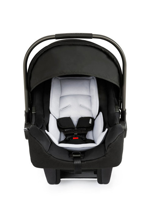Nuna CLOSEOUT!! Nuna Pipa Infant Car Seat In Night With Base