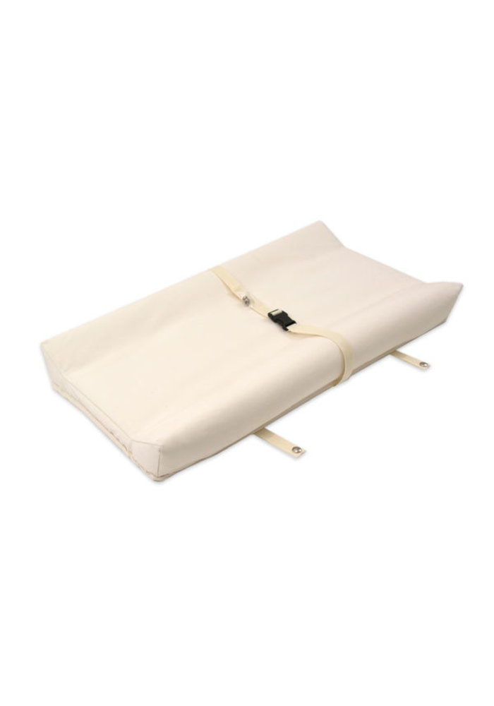 """CLOSEOUT!! Naturepedic  Changing Pad 2 Sided Contoured 16.5"""" x 31.5"""" x 4"""""""