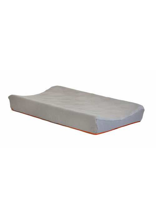 Nook Sleep Nook Sleep Organic Pebble Changing Pad In Misty