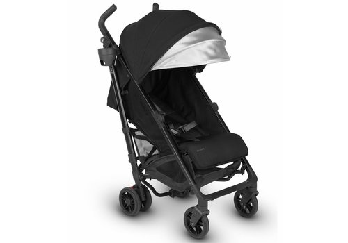 UppaBaby Uppa Baby G-Luxe Stroller In JAKE (Black/Carbon)