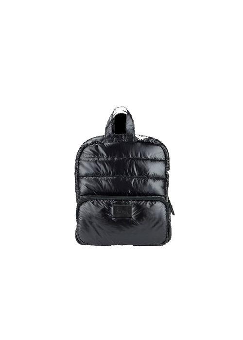 7 AM 7 A.M. Enfant Mini Voyage Bag In Black