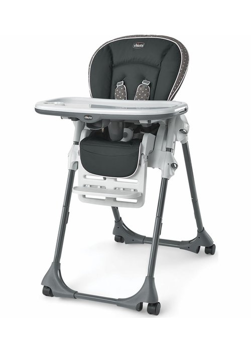 Chicco Chicco Polly Vinyl Highchair In Lilla