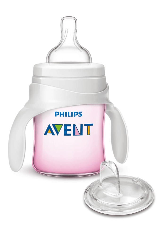 Avent My First Transition Cup In Pink