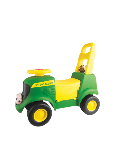 Tomy Tomy John Deere Sit N Scoot Activity Tractor