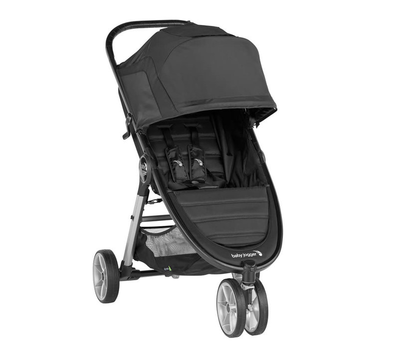 2020 Baby Jogger City Mini2 Single In Jet