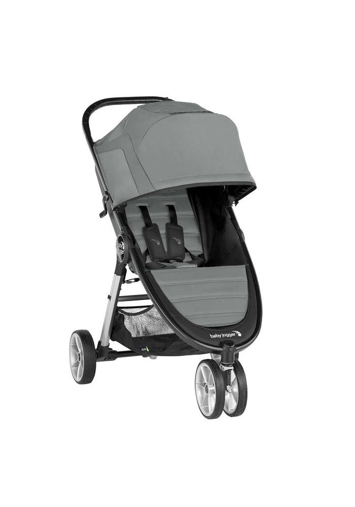 2020 Baby Jogger City Mini2 Single In Slate