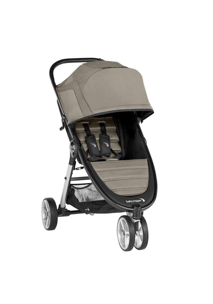 2020 Baby Jogger City Mini2 Single In Sepia