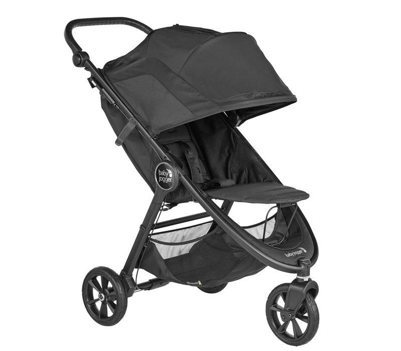 2020 Baby Jogger City Mini GT2 Single In Jet