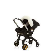 Baby Frr Fur For Stroller In Cream
