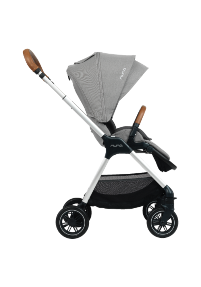Nuna Triv Compact Stroller In Frost