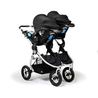 2020 Bumbleride Twin Car Seat Adapter Set - Maxi Cosi-Cybex-Nuna-Clek