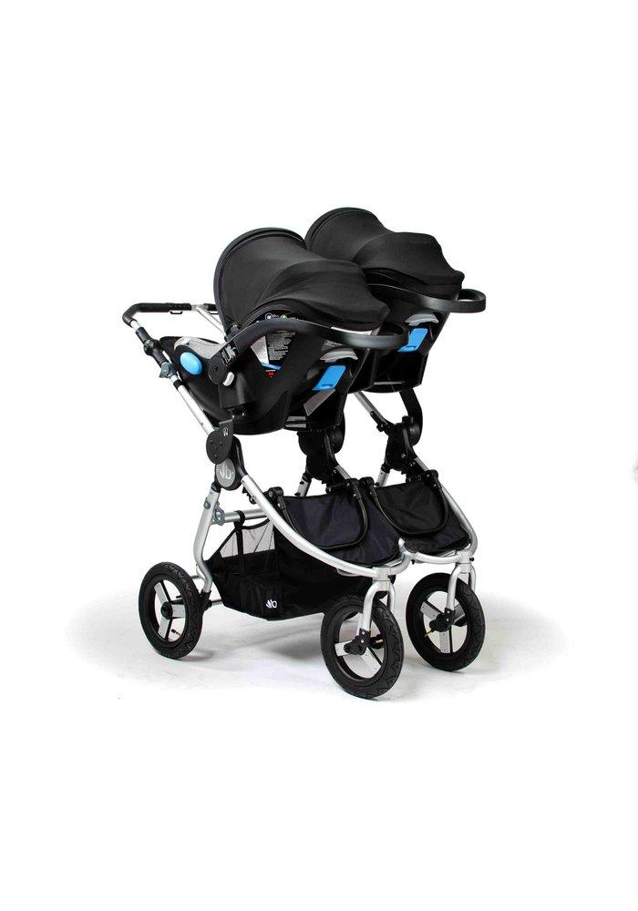 2020 Bumbleride Twin Car Seat Adapter Set - Maxi Cosi-Cybex-Nuna-Clek