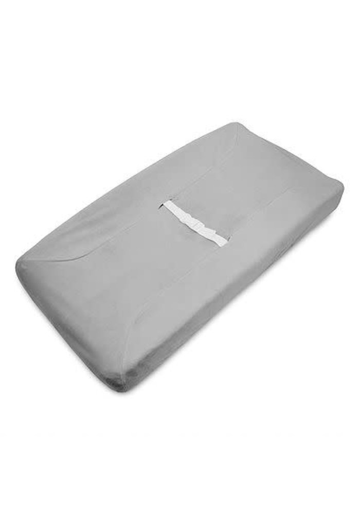 American Baby Changing Pad Cover Pad In Gray