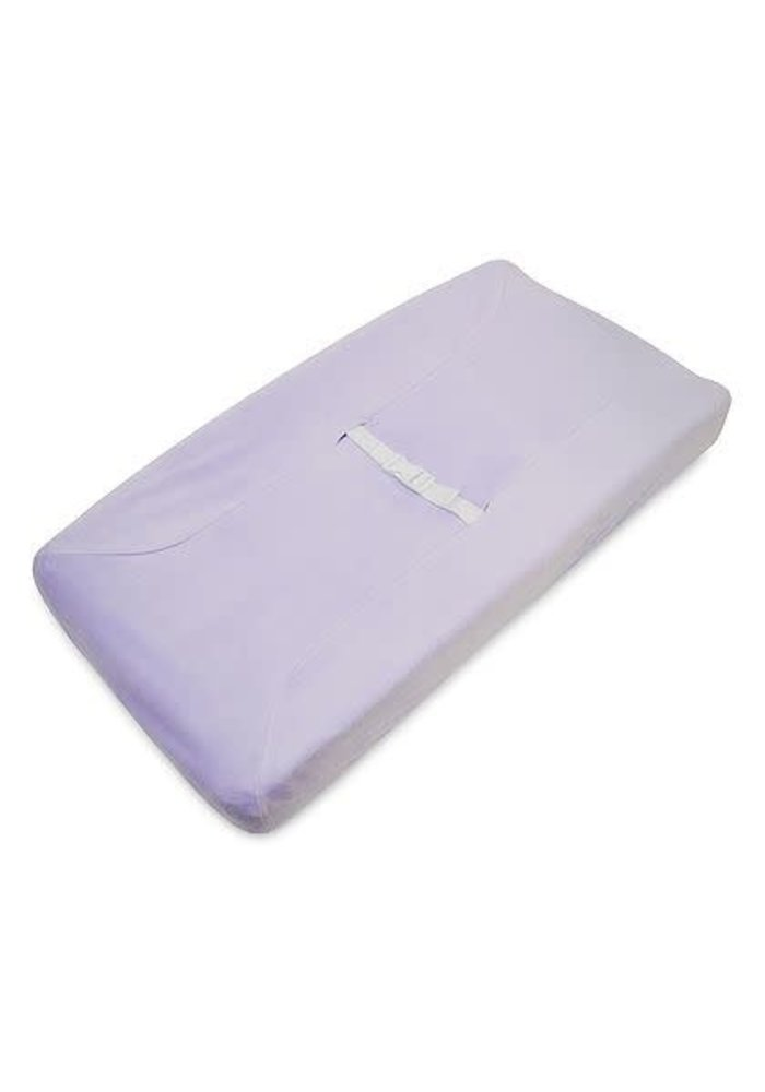 American Baby Changing Pad Cover In Lavendar