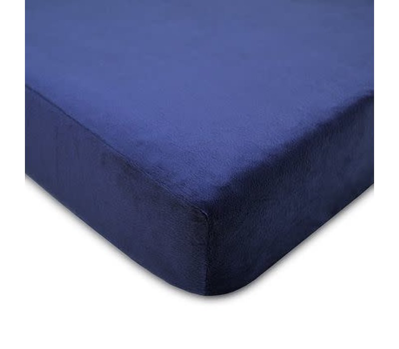 American Baby Changing Pad Cover In Navy