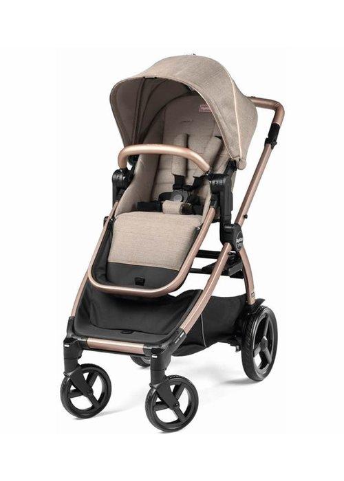 Peg-Perego Peg Perego YPSI Stroller In Mon Amour Includes Viaggio 4/35 Nido Car Seat