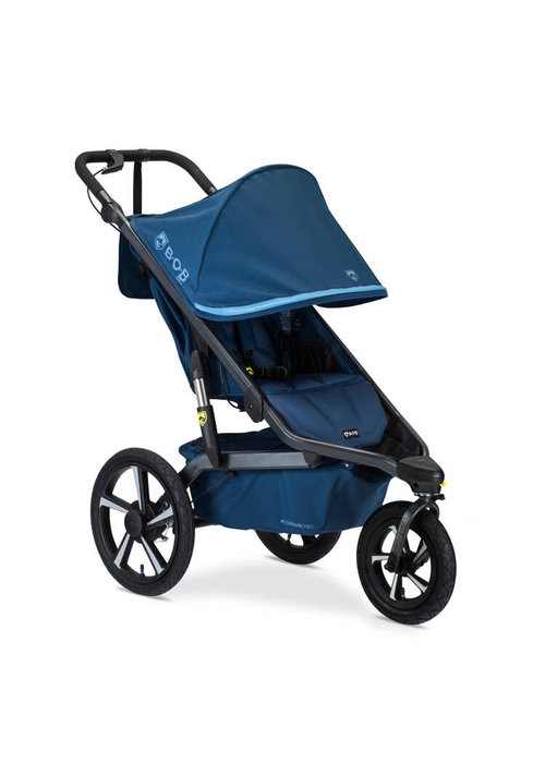 BOB 2020 BOB Alterrain Pro Single Jogging Stroller -Blue