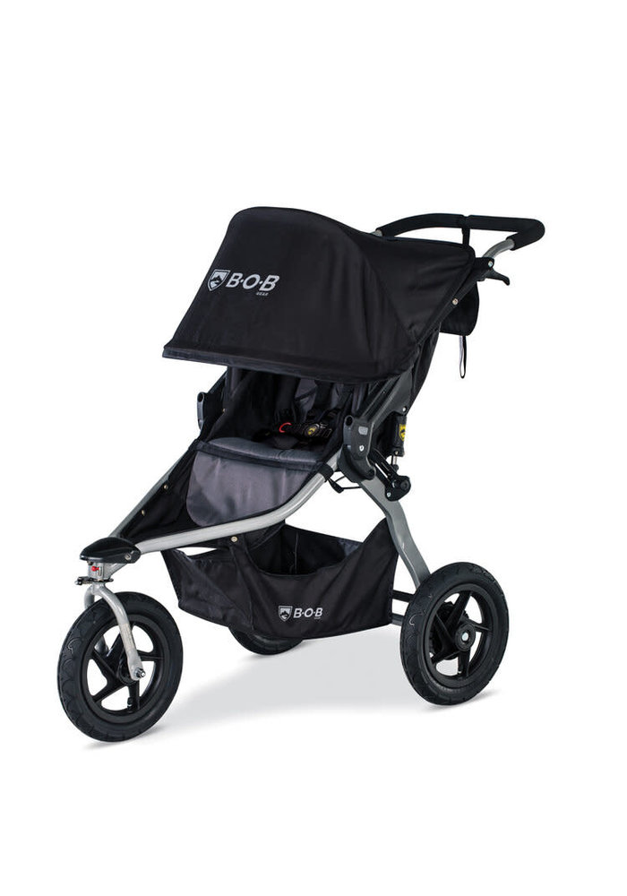 2020 Bob Rambler Single Jogging Stroller - Black