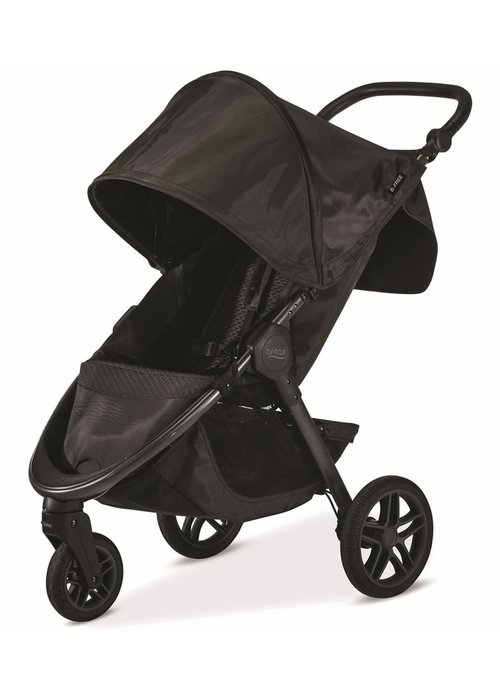 Britax Britax B-Free Stroller In Midnight