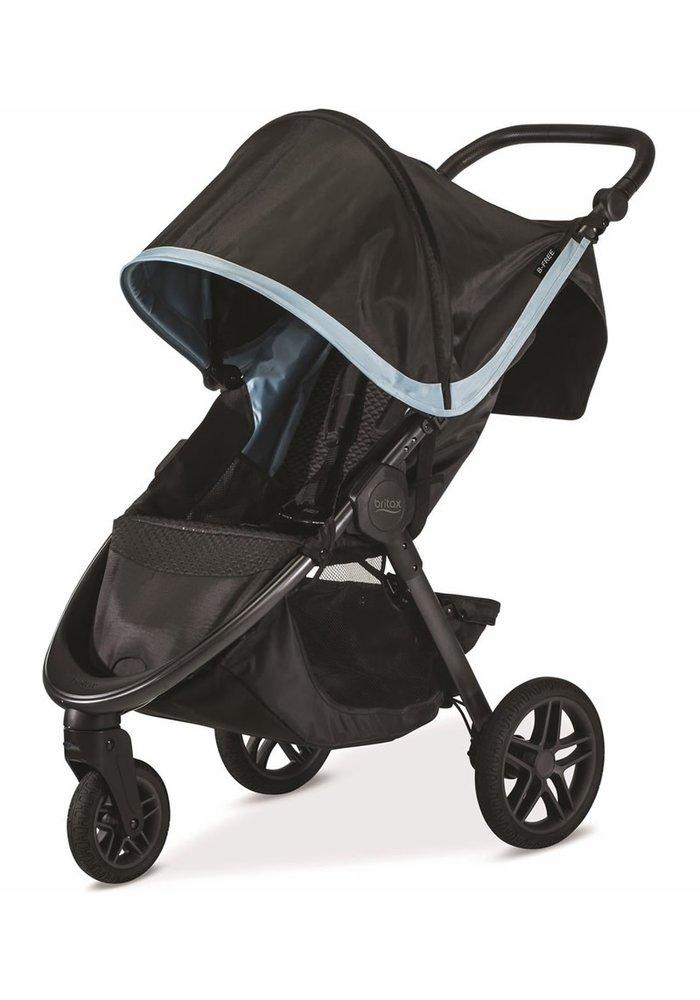 Britax B-Free Stroller In Frost