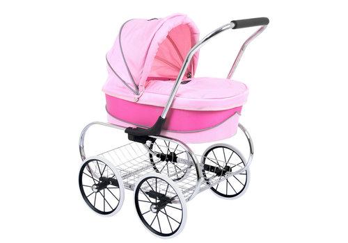 Valco Baby Valco Baby Princess Pink Doll Stroller