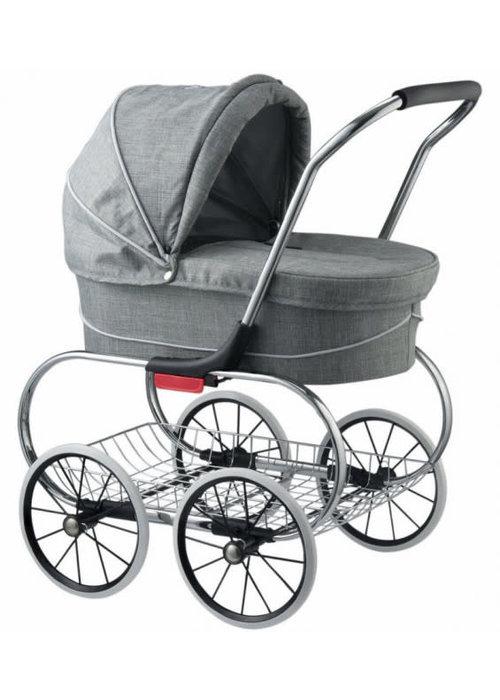 Valco Baby Valco Baby Grey Marle Doll Stroller