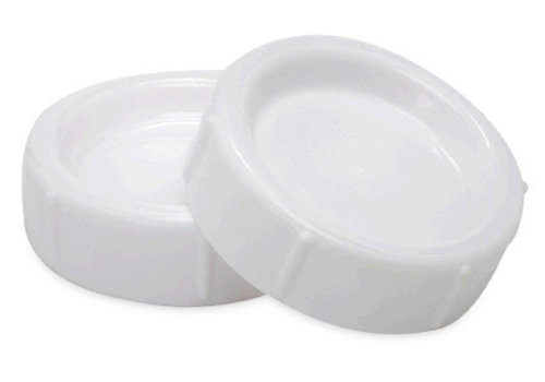Dr. Brown CLOSEOUT!! Dr. Browns Wide Neck Replacement Storage/Travel Caps (2 In A Pack)