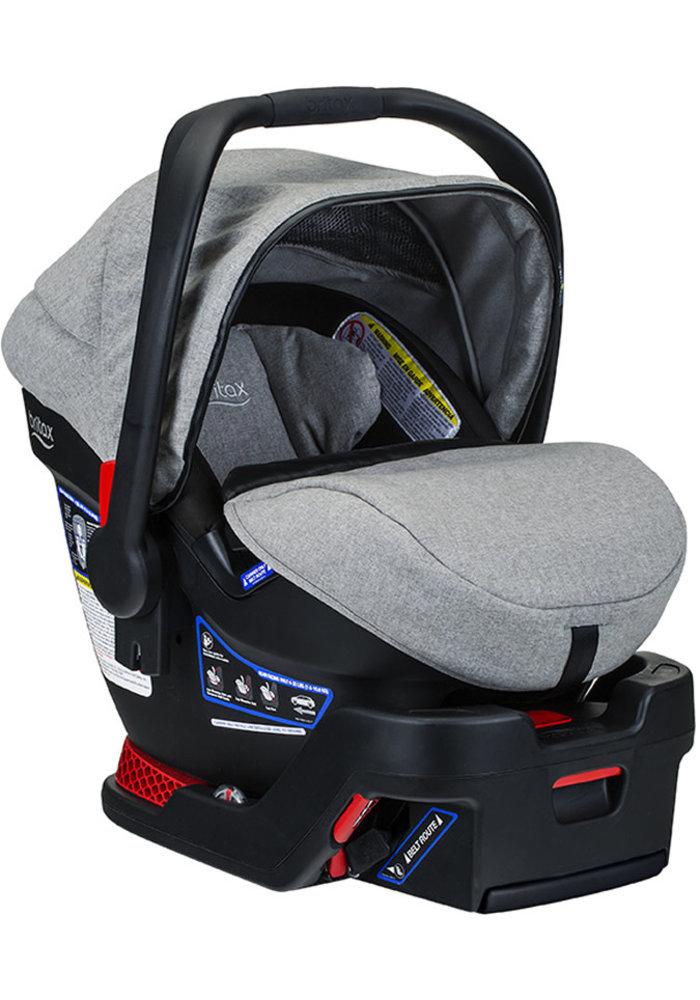 CLOSEOUT!! Britax B-Safe Ultra Infant Car Seat In Nanotex