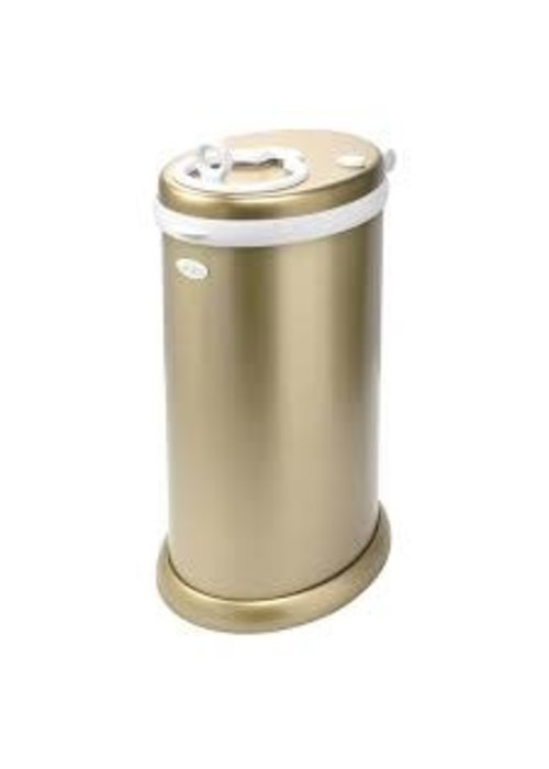 Ubbi World Ubbi Diaper Pail In Gold