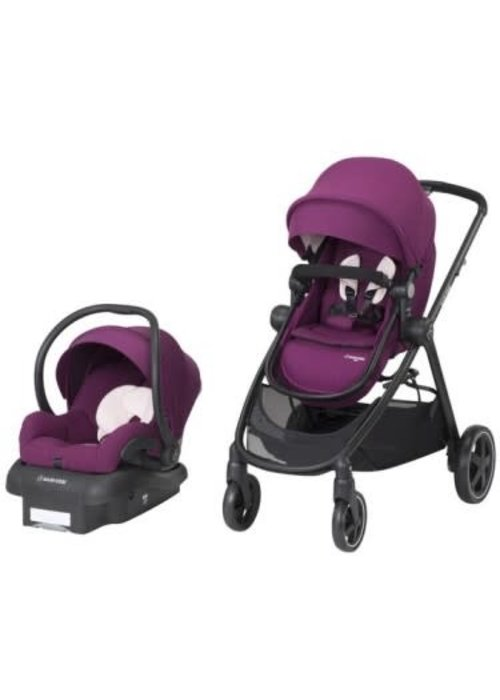 Maxi Cosi Maxi Cosi Zelia Travel System with Mico 30 (Violet Caspia)