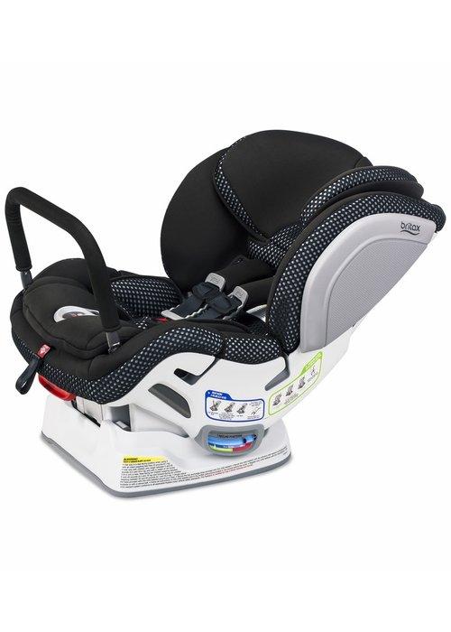 Britax Britax Advocate ClickTight Anti Rebound Bar (ARB) Convertible Car Seat In Cool Flow Gray