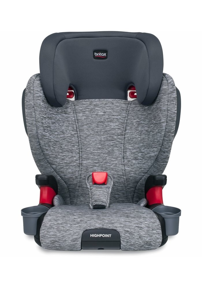 Britax Highpoint Booster Seat In Asher (2 Piece)