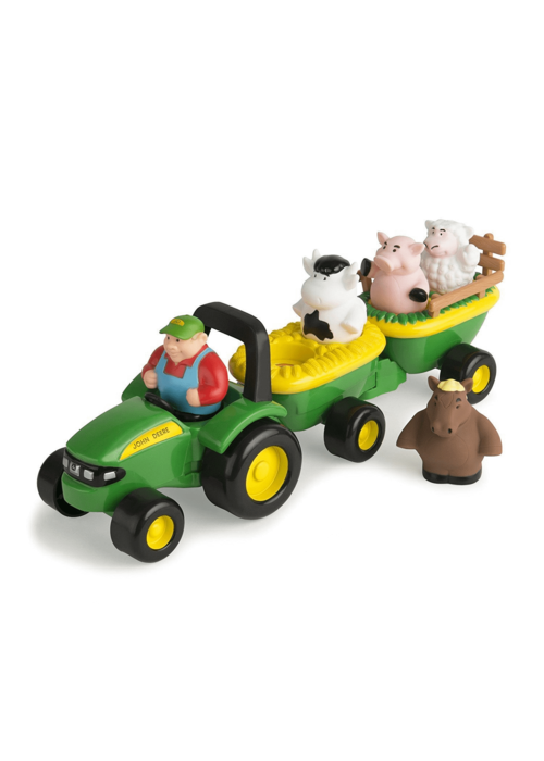 Tomy Tomy John Deere Animal Sounds Hayride