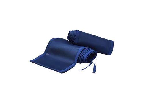 Breathable Baby Breathable Baby Breathable Mesh Crib Liners In Navy