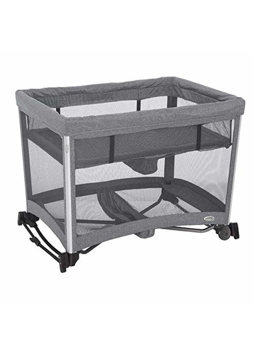 Halo HALO 3-in-1 DreamNest Rocking Bassinet, Portable Crib, Travel Cot with Breathable Mesh Mattress