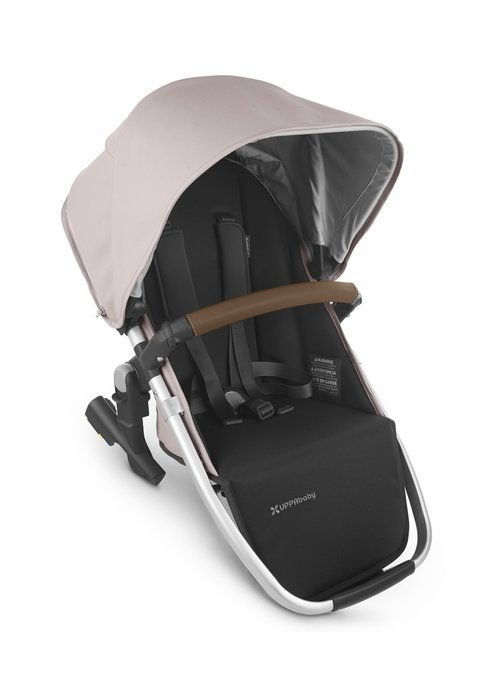 UppaBaby 2020 Uppa Baby Vista Rumble Seat V2 (Only) In ALICE (dusty pink/silver/saddle leather)